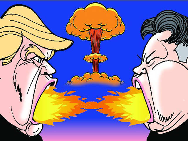Dr D's column: What makes Kim Jong-un and Donald Trump so similar