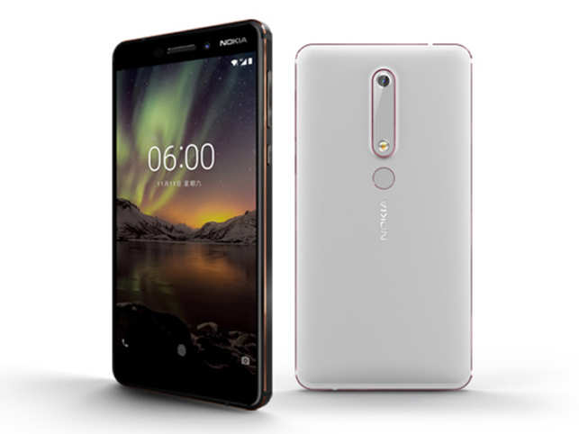 Details, images, and pricing of the Nokia 6 (2018) revealed