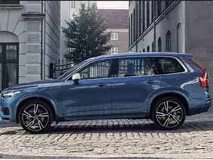 Volvo Cars Posts Record Sales Of 2 029 Units In India Last Year