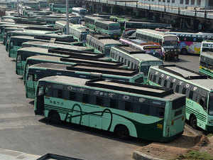 Commuters stranded across Tamil Nadu as bus strike enters 4th day