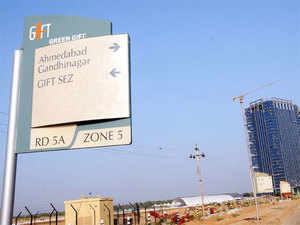 Gujarat international finance tec city gujarats gift city may gift city is an integrated development on 886 acres of land with 62 million square feet of built up area which includes office space residential negle Choice Image