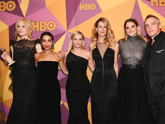 Golden Globes What After Code Black On The Red Carpet The