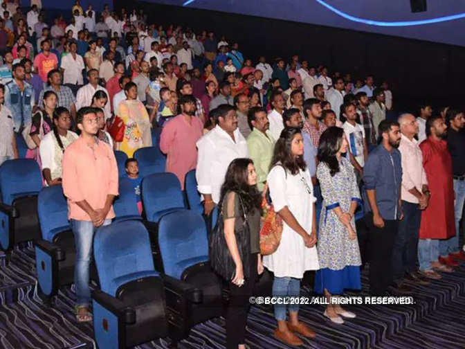 National anthem not mandatory in cinema halls: SC