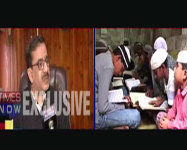 Watch: Madrassas breed terrorists, claims UP Shia Waqf Board chief