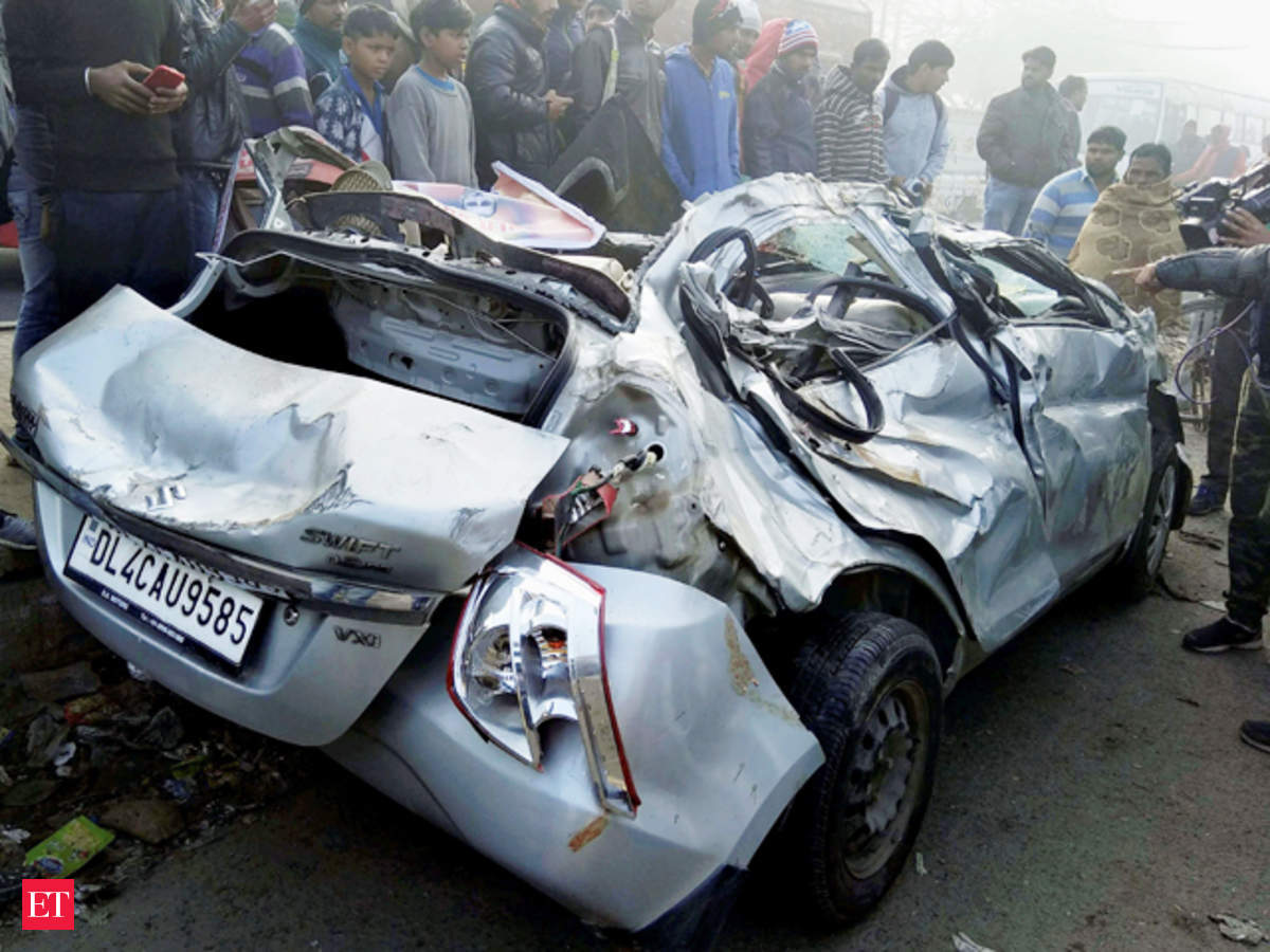 road accident: 400 deaths a day are forcing India to take