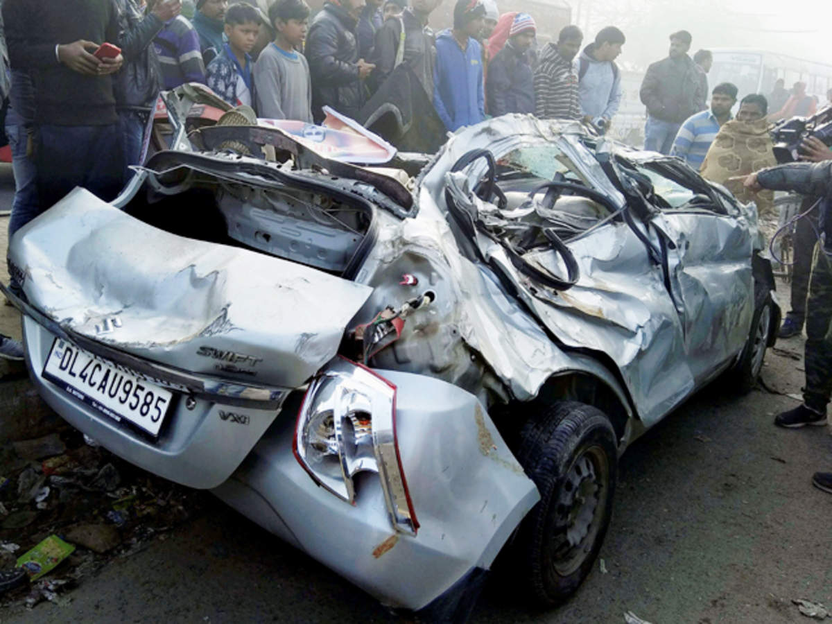 road accident: 400 deaths a day are forcing india to take car safety