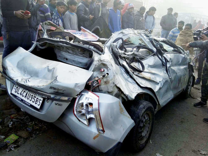 Road Accident 400 Deaths A Day Are Forcing India To Take