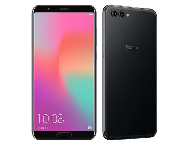 Honor pitches this phone as your first 'AI phone', made possible thanks to the Kirin 970 processor.