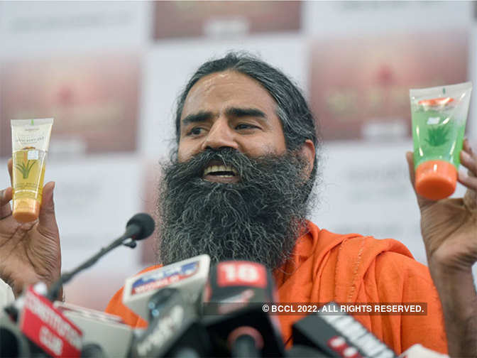 French luxury major LVMH wants to back Ramdev's business, may pump half its Asia money into Patanjali - Economic Times