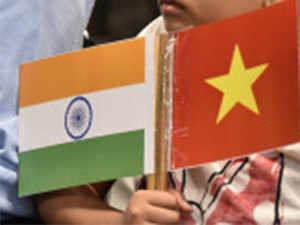 india-vietnam-flag