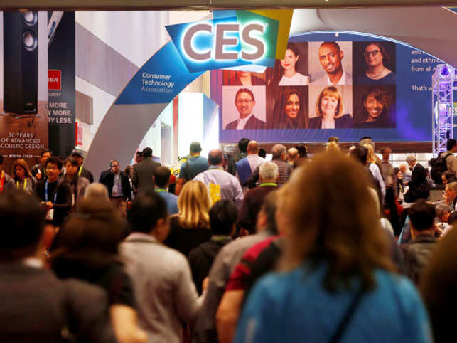 Check out some of the most promising technologies the world is witnessing at the ongoing electronics trade show in Las Vegas.