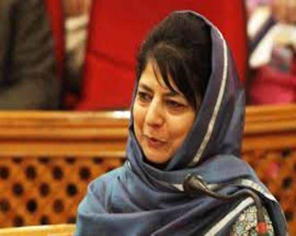 Only India can give dignity, says J&K CM Mehbooba Mufti