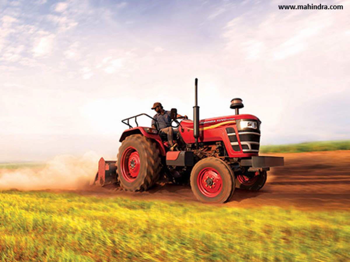 15 HP tractor News and Updates from The Economic Times