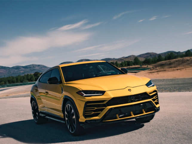 lamborghini suv: lamborghini brings its first-ever suv 'urus' to