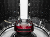 Tesla Roadster into space