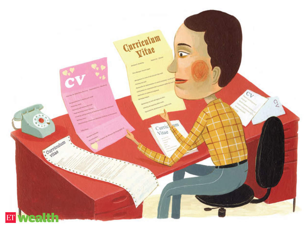 Resume 7 Ways To Spruce Up Your Resume Without Lying The Economic Times