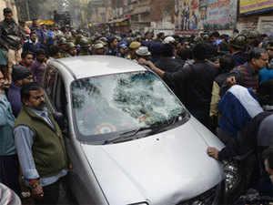 BJP-TMC-clash