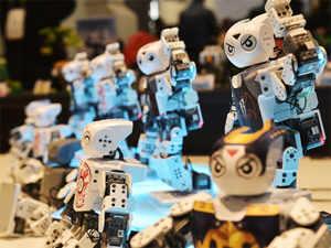 Robots-AFP-CES-2018