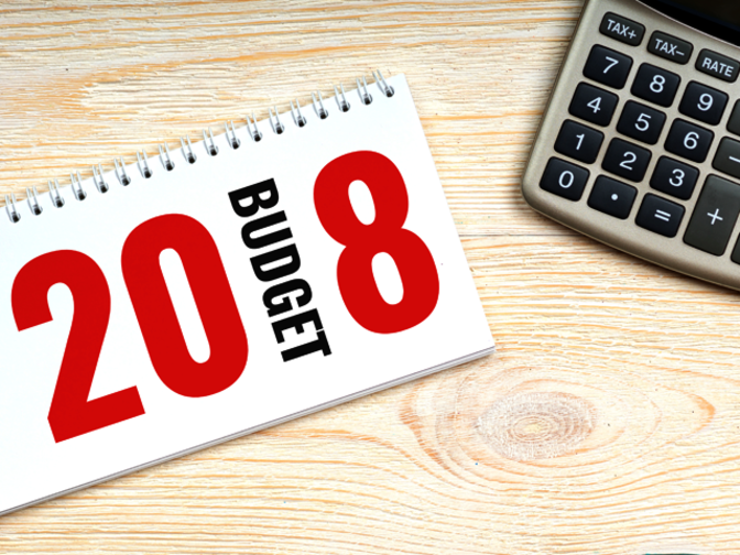 Budget 2018: First labour code on wages likely to be passed in budget session - The Economic Times