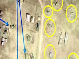 Watch: Satellite images reveal massive Chinese mobilisation in Doklam