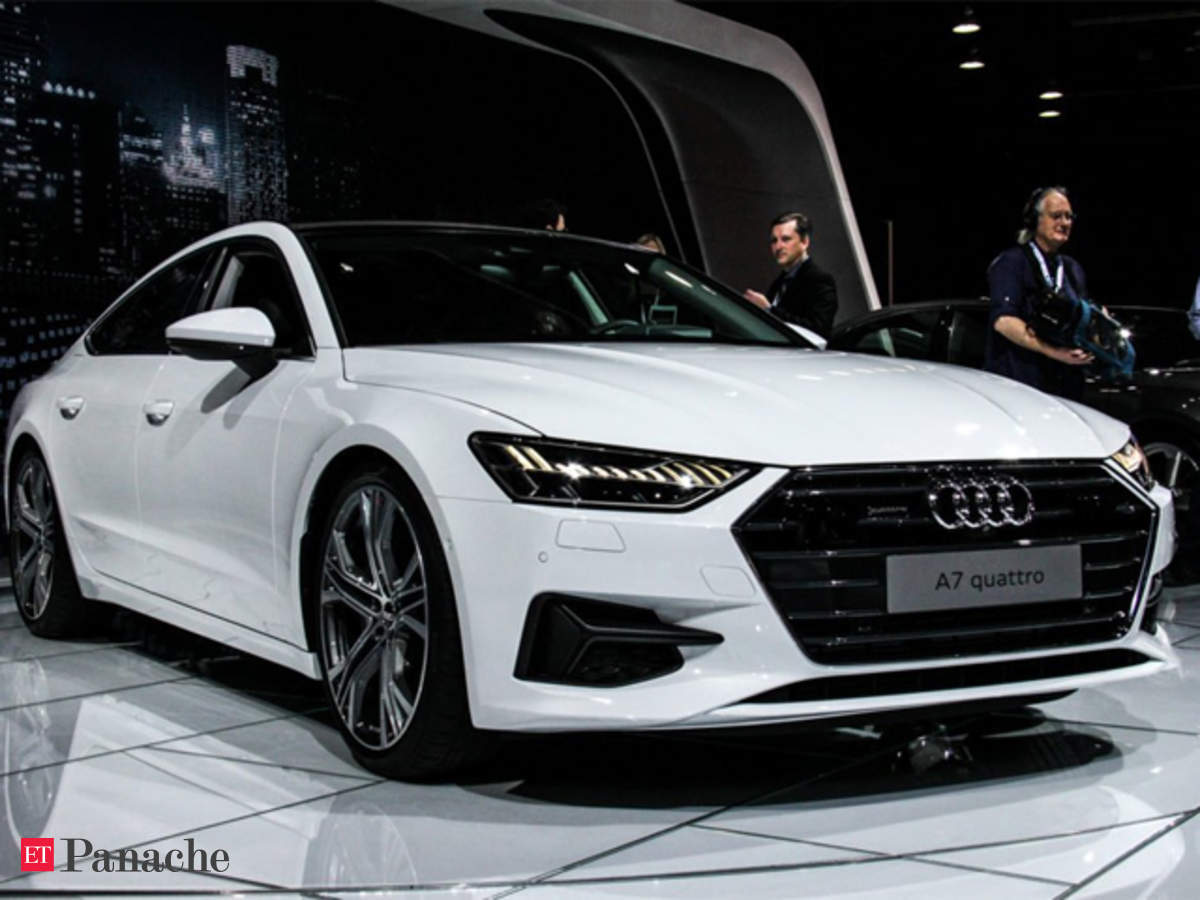Audi A7 Audi Debuts The A7 In Detroit A Sexier Answer To Station Wagons The Economic Times