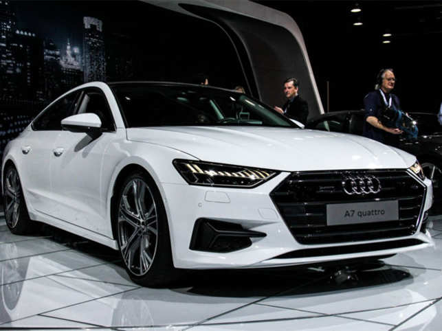 Audi A Audi Debuts The A In Detroit A Sexier Answer To Station - Audi detroit