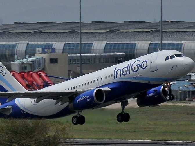 Indigo Flight Indigo Leaves 14 Passengers At Goa Airport Tech2