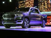 Detroit Auto Show: Fiat Chrysler battles premium cars with luxury pick-up truck Ram 1500