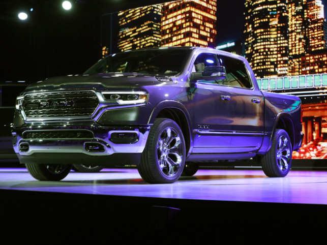 Fiat Chrysler Recalls 1.8 Million Trucks Over Shifter Problem