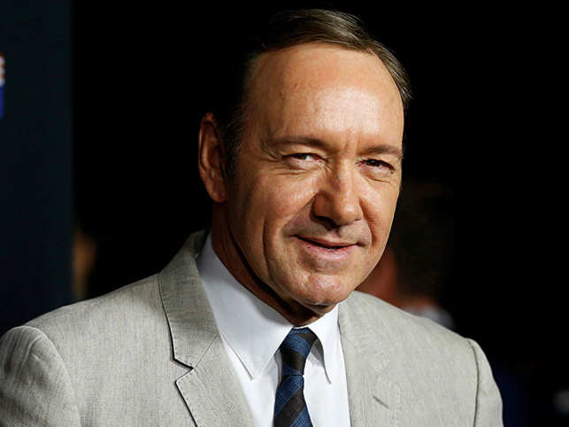 'House of Cards' Security Guards Accuse Kevin Spacey of Racism