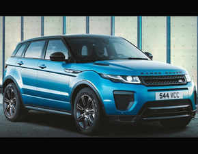 JLR unveils new Range Rover Evoque priced at Rs 50.20 lakh