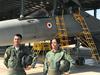 IAF's frontline combat jet Sukhoi