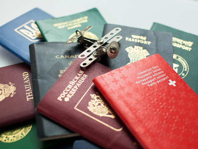 Ask the travel expert: Can you apply for a visa if your passport only has 2 pages left?