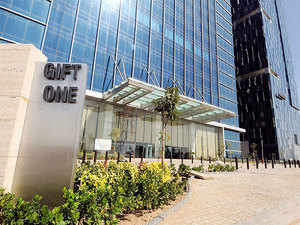 Gujarat gift city gujarat six indian and four foreign banks to set gift city bccl negle Images