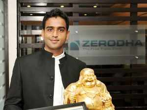 Nithin Kamath, Founder & CEO, Zerodha