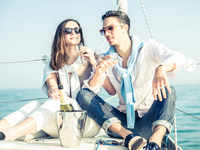 Dream of being wealthy? It might not be good for long-term relationships
