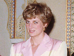Signed catalogue of Princess Diana's dresses sold for $9,500