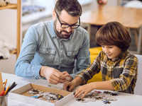 Parent-child duos take up new-age activities and hobbies to strengthen bonding