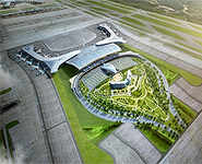 Seoul's Incheon Airport opens its second terminal