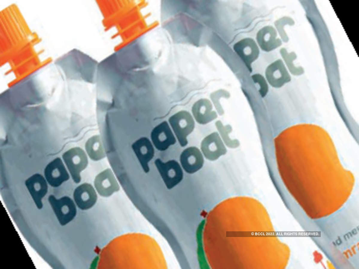 Juice brand Paper Boat loses steam, sales down 12 5% - The
