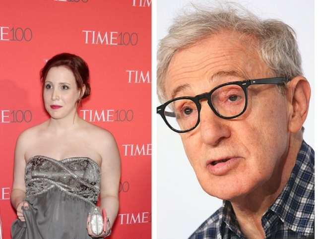 Woody Allen denies molestation allegations made by daughter Dylan Farrow