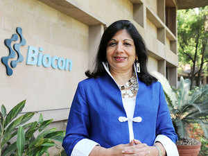 Investments in Sandoz deal will be shared equally: Kiran Mazumdar Shaw, Biocon