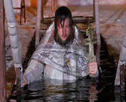 Orthodox Christians take Epiphany plunge