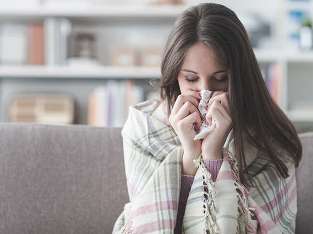 Flu May be Spread by Breathing-Coughing and Sneezing Not Required