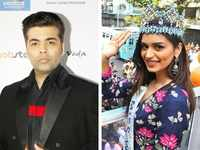 Karan Johar denies rumours of roping in Manushi Chillar for 'Student Of The Year 2'