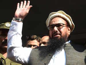 Watch: Pak turning blind eye to evidence against Hafiz Saeed, says MEA