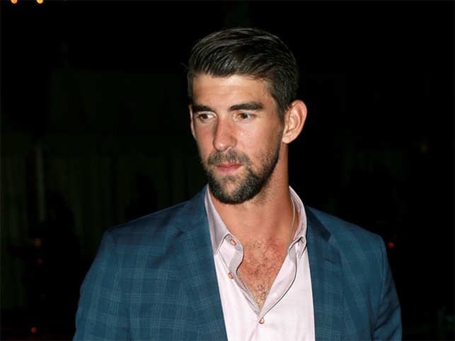 Michael Phelps Opens Up About Depression Fight