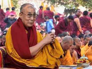 Watch: Massive security scare at Bodh Gaya temple amid Dalai Lama's visit,  two bombs found