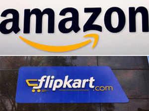 amazon-Flipkart