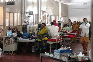 Allocate more funds, increase expenditure: Health experts